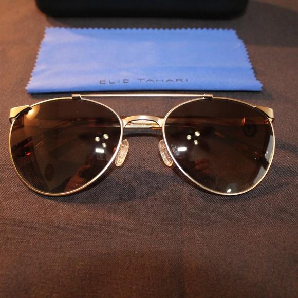 d89e4724ff4 NWT. Elie Tahari Womens Aviator Sunglasses Boutique
